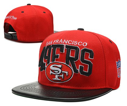 San Francisco 49ers Hat SD 150229 1